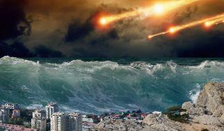 Nostradamus sagt in seinen Texten unter anderem Dürre, Orkane und den 3. Weltkrieg voraus. (Foto)