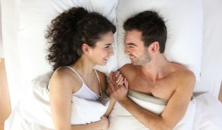 Sex macht immer Spaß. Doch viele scheuen sich vor einer morgendlichen Kuschel-Einheit. (Foto)