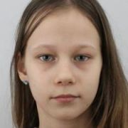 Die vermisste Schülerin Michaela Patricia Muzikarova (12) aus Usti nad Labem/Tschechien