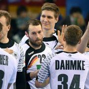 Erster in Gruppe C! Deutsche Handballer machen Kroatien platt (Foto)