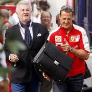 Willi Weber und Michael Schumacher gewannen gemeinsam sieben Weltmeistertitel.