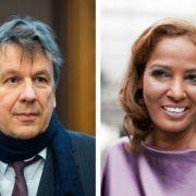 Jörg Kachelmann und Nadja abd el Farrag moderieren bald gemeinsam bei sonnenklar.tv.