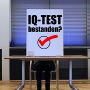 Bundestagswahl 2017 nur mit Intelligenztest - So bereiten Sie sich vor! (Foto)