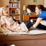 Alarm bei Oma Waltraud! Verließ Magda sie für ein Luxusleben? (Foto)