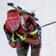 Wieder im Gelben Trikot: Laura Dahlmeier holt elften Weltcupsieg (Foto)