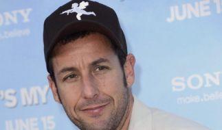 Schauspieler Adam Sandler hat nicht nur eine treue Fangemeinde, sondern auch einen eigenen Stern auf dem Hollywood Walk of Fame. (Foto)