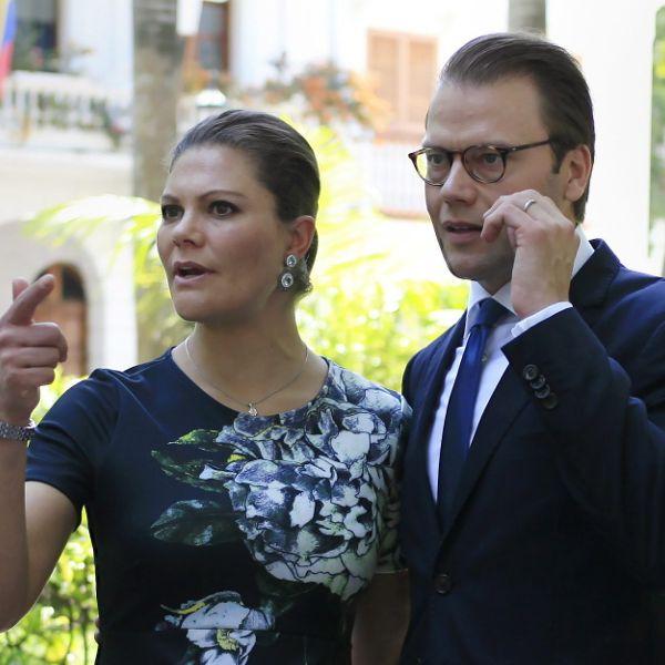 Ist ihre Ehe mit Prinz Daniel wegen DIESER Blondine in Gefahr? (Foto)