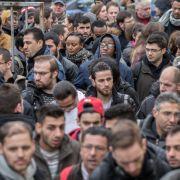 Familiennachzug von Syrern und Irakern nimmt stark zu (Foto)