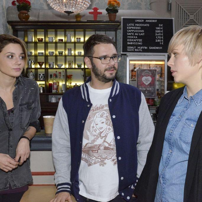 Neuzugang Jasmin Wyszka will Bommel und Katrin auffliegen lassen (Foto)