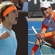 So mischt er mit seinem Bruder die Tennis-Welt auf (Foto)