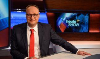 """Der Januar ist ein harter Monat für alle Fans der """"heute-show"""" mit Oliver Welke - immerhin ist die beliebte Satire-Sendung noch im Winterschlaf. (Foto)"""