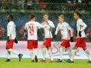RB Leipzig - Eintracht Frankfurt am 17. Spieltag