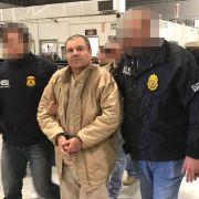 "Mexiko liefert Drogenboss ""El Chapo"" an die USA aus (Foto)"