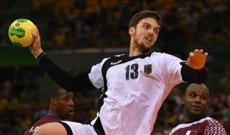 Die deutsche Nationalmannschaft konnte bei der Handball-WM 2017 in Frankreich bislang überzeugen. (Foto)