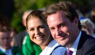 Prinzessin Madeleine und ihr Mann Christopher O'Neill leben momentan in London. Ihrem Volk scheint das ganz recht zu sein. (Foto)