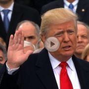 Donald Trump ist als 45. Präsident der Vereinigten Staaten vereidigt worden.