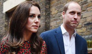 William und Kate müssen umziehen. (Foto)