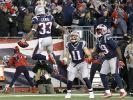 Bei den NFL Conference Championship Games 2017 kämpfen die Teams um den Einzug in den Super Bowl. (Foto)
