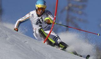 Felix Neureuther hat beim Weltcup-Slalom von Kitzbühel das Podium verpasst. (Foto)