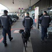 Möglicher Komplize des Wiener Terrorverdächtigen in Neuss gefasst (Foto)
