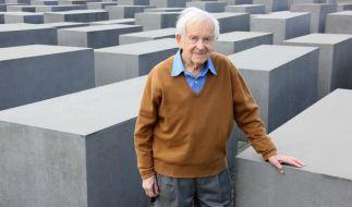 Jehuda Bacon hat den Holocaust überlebt und sieht die aktuellen Entwicklungen in Deutschland mit großer Sorge. (Foto)