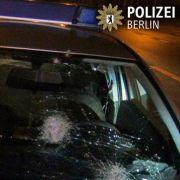 Berliner Polizei mit emotionaler Botschaft auf Twitter (Foto)