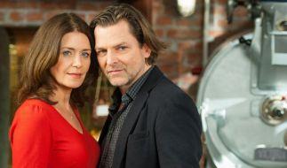 """Patricia Schäfer und Jörg Pintsch stehen im Mittelpunkt der nächsten Staffel von """"Rote Rosen"""". (Foto)"""