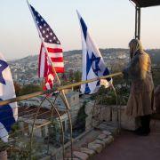 Lob und massive Kritik an geplanter Verlegung der US-Botschaft (Foto)