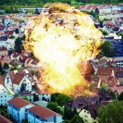 DIESE Karte zeigt, ob Sie eine Atombombe überleben (Foto)