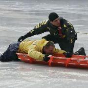 Eiskalte Temperaturen und Schnee sorgen für Tote und Verletzte (Foto)