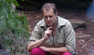 Sitzt derzeit im Dschungelcamp fest: Jens Büchner. (Foto)