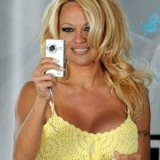 Auch Pamela Anderson hatte vor einigen Jahren noch deutlich mehr