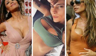 Kader Loth, Sophia Thomalla und Victoria Beckham haben eines gemeinsam: Eine Brustverkleinerung. (Foto)