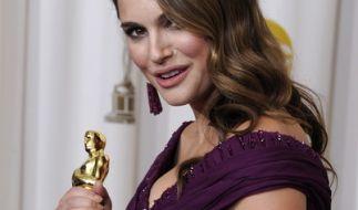 """Auch Natalie Portman ist für ihre Rolle als """"Jackie"""" im gleichnamigen Film als beste Hauptdarstellerin für einen Oscar nominiert. (Foto)"""
