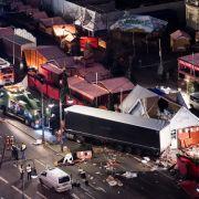 Hatte der Berliner Attentäter Verbindungen zum bombardierten IS-Camp? (Foto)