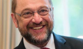 Martin Schulz beerbt Sigmar Gabriel als Parteichef und möchte nun Kanzler werden (Foto)