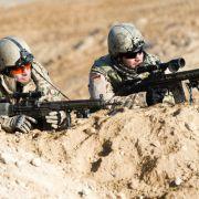 Sniper traf mit nur einer Kugel 3 IS-Kämpfer (Foto)