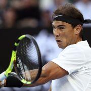 Nadal folgt Federer ins Australian-Open-Halbfinale der Erfahrenen (Foto)