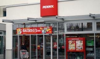 Penny lockt mit einer Rabatt-Aktion Kunden in seine Filialen. (Foto)
