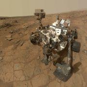 """So schön twittert der """"Curiosity""""-Rover der Nasa vom Mars (Foto)"""