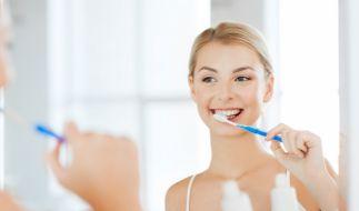 Zähne putzen soll krebserregend sein (Foto)