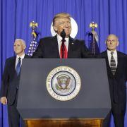 """""""Es funktioniert!"""" Trump schockt mit Folter-Aussage (Foto)"""