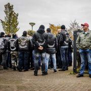Unterm Totenkopf - DIESER Rockerclub zieht nach Deutschland (Foto)