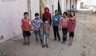 Israel will 100 Flüchtlings-Waisen aus dem feindlichen Syrien aufnehmen. (Foto)