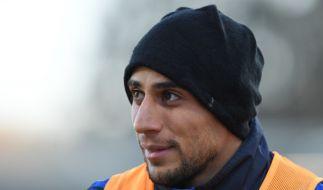Der Mittelfeldspieler Änis Ben-Hatira wurde von seinem Verein SV Darmstadt 98 suspendiert. (Foto)