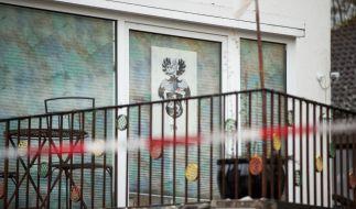 Bei einer Razzia im Oktober 2016 hatte ein Reichsbürger in Georgensgmünd (Bayern) vier Polizisten angeschossen. (Foto)