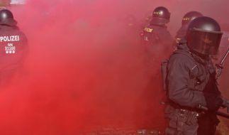 Die Polizei Deutschlands hat Nachwuchs-Sorgen. (Foto)