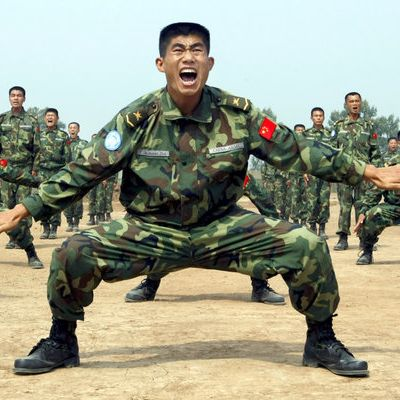Gewinnt China mit dieser Geheimwaffe jeden Krieg? (Foto)