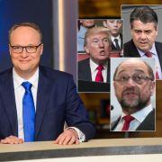Trump, Schulz oder doch Gabriel - Wer wurde Welkes Opfer? (Foto)