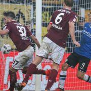 Hannover 96 nach Sieg gegen Lautern neuer Zweitliga-Tabellenführer (Foto)